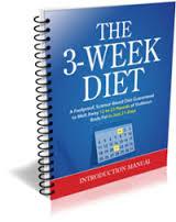 Download 3 week diet program Now